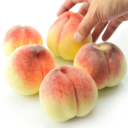 山梨県産 完熟 桃 2kg(6~8個) 訳あり 高 糖度 もも