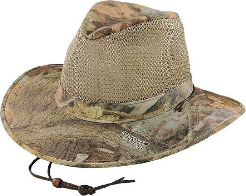 1f4dda36 Henschel Hats AUSSIE BREEZER Crushable Hunting Fishing Hat (Timber,  XXLarge) | Hat Outlet Sale
