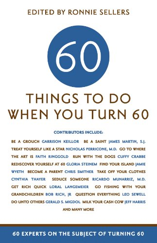 60 Things To Do When You Turn