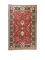 Eden Carpets Alfombra Kars Rojo/Azul 328 x 208 cm