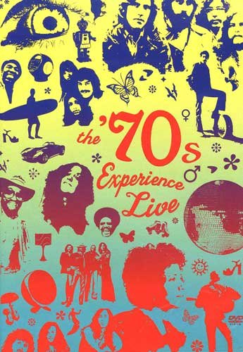 Cover art for  The '70s Experience Live