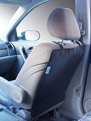 Cheekie Monkie KickSaver Auto Seat Back Protectors Kick Mats Fits Most Vehicles - 2 Pack