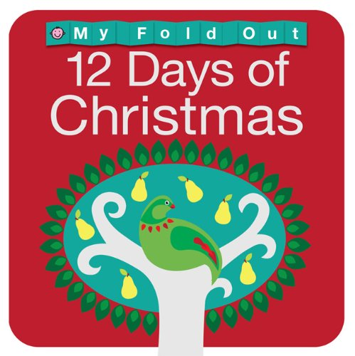 My Fold Out Books 12 Days Of Christmas