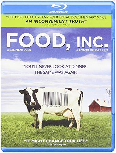 Food Inc ( Blu-ray )( Bilingual Packaging )