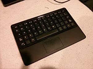 BlackBerry PlayBook Mini Keyboard with Convertible Case