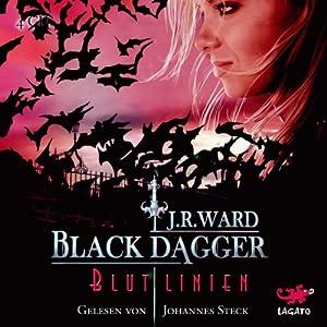 Blutlinien (Black Dagger 11) Hörbuch
