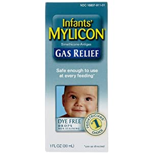 Mylicon Infant Gas Relief Drops - 1 Fl Oz