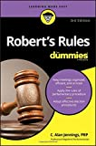 img - for Robert's Rules For Dummies book / textbook / text book