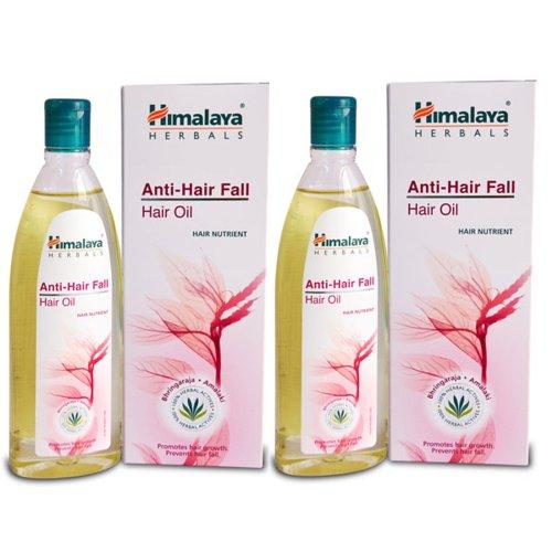 Himalaya Herbals Anti-Hair Fall Hair Oil (Pack Of 2) 100 Ml