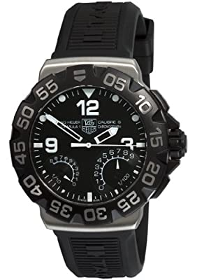 TAG Heuer Men's CAH7010.BT0717 Formula 1 Chronograph Black Dial Watch
