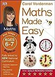 Carol Vorderman Maths Made Easy Ages 6-7 Key Stage 1 Beginner (Carol Vorderman's Maths Made Easy)