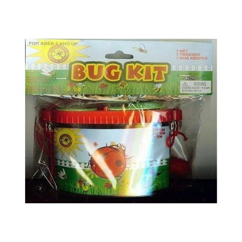 Bug Kit Red Ladybug - 1
