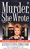 Murder She Wrote: Murder in a Minor Key (0451204344) by Jessica Fletcher
