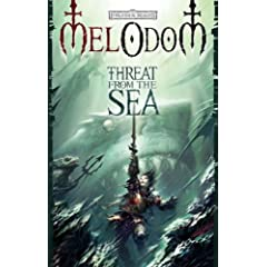 The Threat from the Sea by Mel Odom