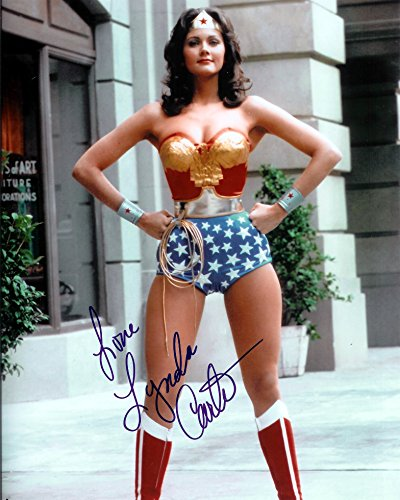 Wonder Woman Linda Carter Photo