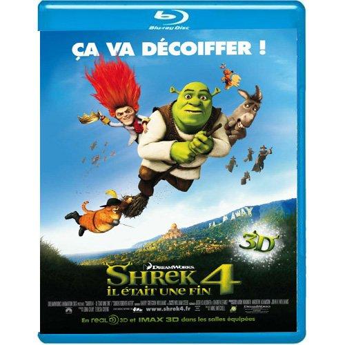 Shrek 4 : il était une fin - Combo Blu-ray + DVD 08/12/2010
