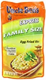 Uncle Ben's Express Egg Fried Rice 400 g (Pack of 6)