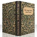 Marston Bindery's Classical Book Cover Cases - Rudyard Kipling's The Jungle Book - For the Amazon Standard Kindle 6