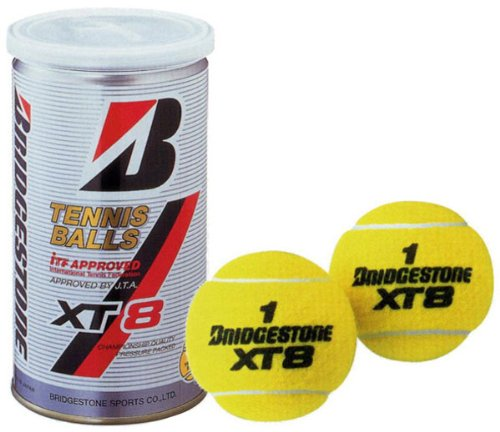 BRIDGESTONE(ブリヂストン) XT8 1缶(2球入)  BBA2X...