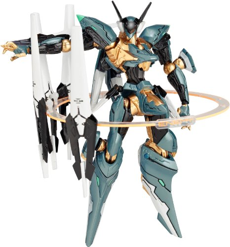 Kaiyodo Revoltech No111 Version Jeff ANUBIS ZONE OF THE ENDERS JAPAN