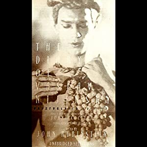 The Diary of Vaslav Nijinsky Audiobook