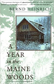 Year In The Maine Woods: Bernd Heinrich: 9780201489392: Amazon.com