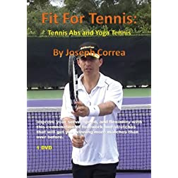 Fit For Tennis: Tennis Abs and Yoga Tennis