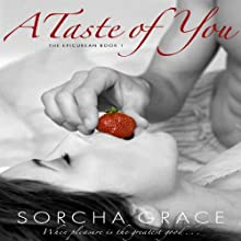A Taste of You (       UNABRIDGED) by Sorcha Grace Narrated by Jennifer Mack
