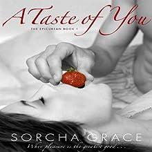 A Taste of You (       UNABRIDGED) by Sorcha Grace Narrated by Jennifer Mack