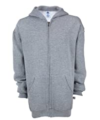 Russell Athletic Youth Dri-Power Fleece Full Zip Hood