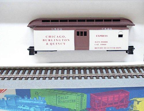 Roundhouse HO Scale Chicago, Burlington & Quincy