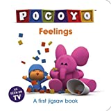 Pocoyo Feelings: A First Jigsaw Book