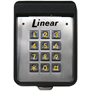 Linear Access Control Digital Keypad, Outdoor