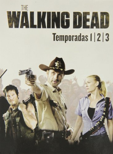 The Walking Dead - Temporadas 1, 2 Y 3 [DVD]