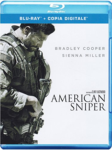 American Sniper [Blu-ray] [IT Import]