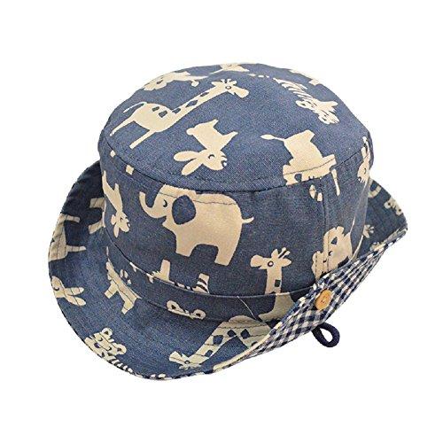 Home prefer unisex baby girls boys floppy brim soft cotton for Home prefer hats