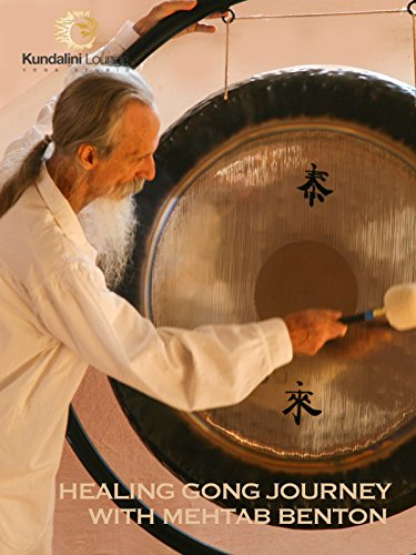Healing Gong Journey with Mehtab Benton on Amazon Prime Instant Video UK