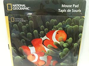 National Geographic Clown Fish/Nemo Mouse Pad