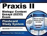 Praxis II Biology Content Essays 0233