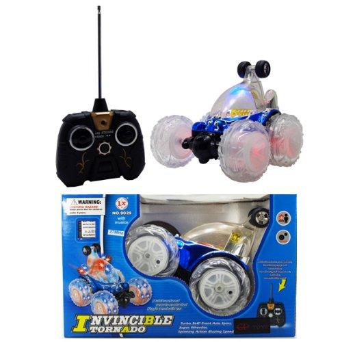 Invincible Tornado Radio Contol Magic Acobatic Car