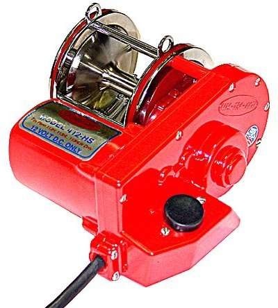 Ele-Tra-Mate 412-Hs Electric Reel Drive