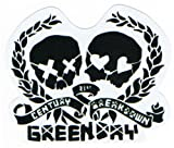 GREEN DAY 21st Century Breakdown Sticker Decal Skateboard Mug Phone case Guitar