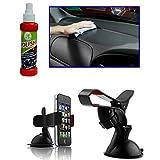 Combo - Auto Pearl - 120ml Car Polish Spray, Car Moblie Stand
