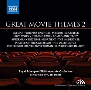 Great Movie Themes Volume 2 from Naxos