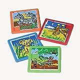 Animal Slide Puzzle Games