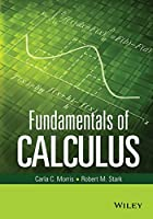 Fundamentals of Calculus Front Cover