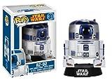 R2-D2: Funko POP! x Star Wars Vinyl Bobble-Head Figure w/ Stand