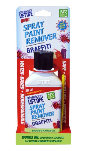 lift off spray paint remover b006k0lnge painting supplies wall. Black Bedroom Furniture Sets. Home Design Ideas