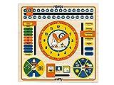 Miffy - Reloj de aprendizaje (importado)
