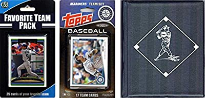 MLB Seattle Mariners Player Trading Cards
